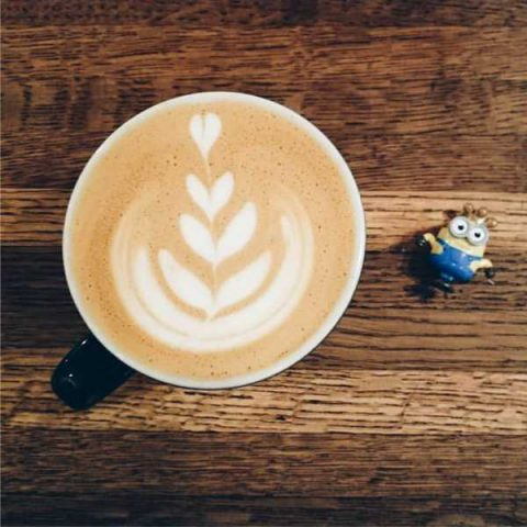 Coffee & minion